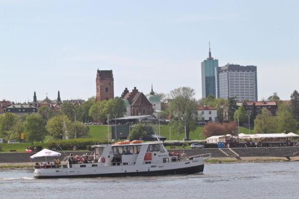 Rekordowo wysokie tmperatury w kwietniu PAP/Rafał Guz