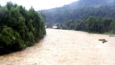 Podwyższony stan rzek na południu Polski
