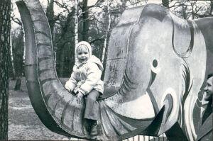 Kto pamięta słonia z Bielan?