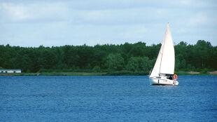 Mazury: idealne warunki do żeglowania