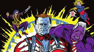 Avengersi transformacji knują w lunaparku Jacksona