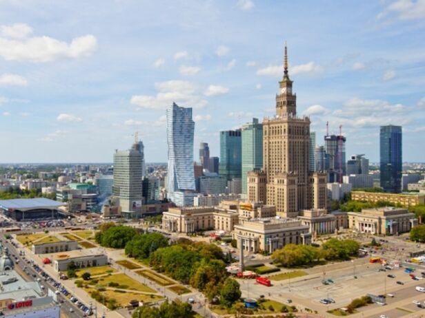 Będą zmiany wokół placu Defilad UM Warszawa