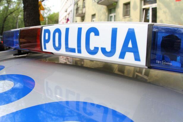 Policja zatrzymała podejrzanego Archiwum tvnwarszawa