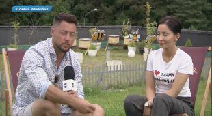 Maciej Dolega rozmawia Natalią Rybicką