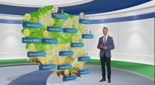 Prognoza pogody na poniedziałek 22.02