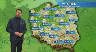 Pogoda na wtorek 31.03