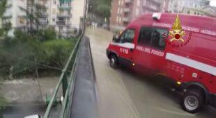 Powódź w Genui